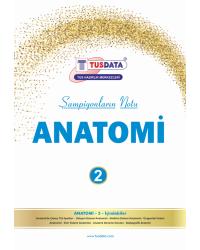 TUS Şampiyonların Notu - ANATOMİ ( Genel )