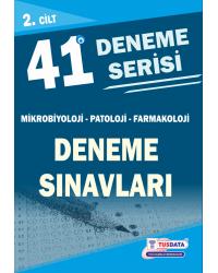 41 DENEME SINAVLARI SERİSİ ( 2.Cilt )