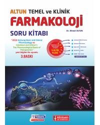 ALTUN TEMEL ve KLİNİK FARMAKOLOJİ SORU ( 3.BASKI )