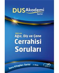 DUS Akademi Soru ( 2.Baskı ) AĞIZ CERRAHİSİ