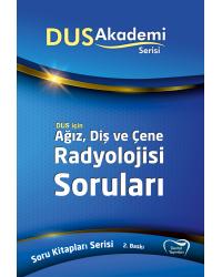 DUS Akademi Soru ( 2.Baskı ) AĞIZ RADYOLOJİSİ