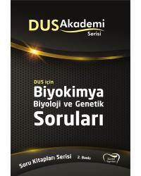 DUS Akademi Soru ( 2.Baskı ) BİYOKİMYA