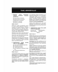 DUS Akademi Soru ( 2.Baskı ) MİKROBİYOLOJİ