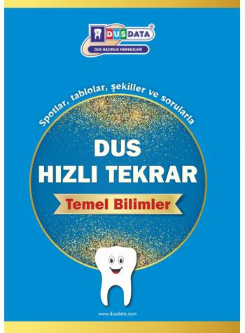 DUS HIZLI TEKRAR SERİSİ TEMEL BİLİMLER