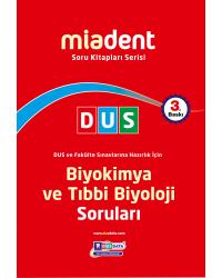 DUS Miadent Soru ( 3.Baskı ) Biyokimya
