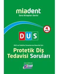 DUS Miadent Soru ( 4.Baskı ) Protetik Diş