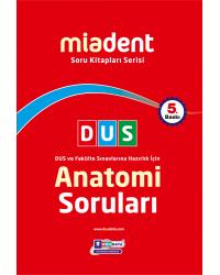 DUS Miadent Soru ( 5.Baskı ) Anatomi