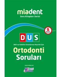 DUS Miadent Soru ( 5.Baskı ) Ortodonti