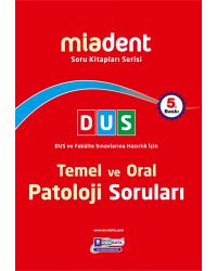 DUS Miadent Soru ( 5.Baskı ) Patoloji