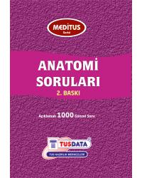 MEDİTUS SERİSİ - ANATOMİ SORULARI / 1.Baskı