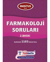 MEDİTUS SERİSİ - FARMAKOLOJİ SORULARI - 2.Baskı