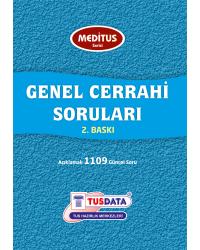 MEDİTUS SERİSİ - G.CERRAHİ SORULARI / 1.Baskı