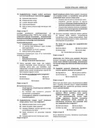 MEDİTUS SERİSİ - KÜÇÜK STAJLAR SORULARI / 2.Baskı