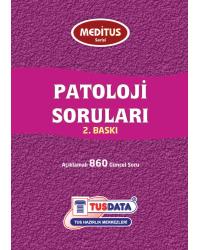 MEDİTUS SERİSİ - PATOLOJİ SORULARI / 1.Baskı