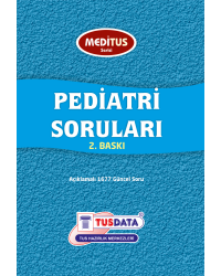 MEDİTUS SERİSİ - PEDİATRİ SORULARI / 1.Baskı