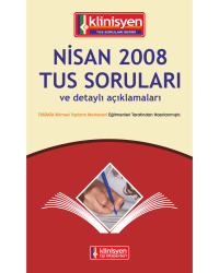Nisan 2008 Açıklamalı Tus Soruları