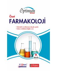 OPTİMUM REVİEW ( 8.Baskı ) FARMAKOLOJİ