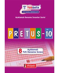 PRETUS DENEME SINAVLARI SERİSİ ( 10.Cilt )