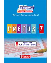 PRETUS DENEME SINAVLARI SERİSİ ( 7.Cilt )