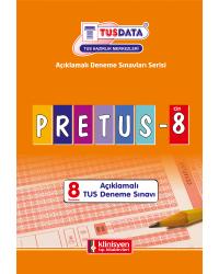 PRETUS DENEME SINAVLARI SERİSİ ( 8.Cilt )