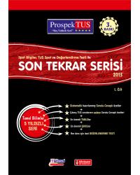 ProspekTUS Son Tekrar Serisi ( 3.Baskı ) 1.Cilt  / Temel