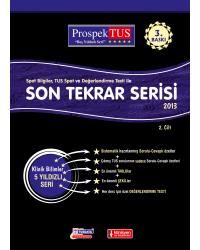 ProspekTUS Son Tekrar Serisi ( 3.Baskı ) 2.Cilt  / Klinik