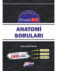 Prospektus Soruları Anatomi