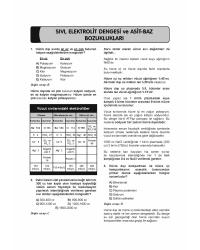 Prospektus Soruları Genel Cerrahi ( 9.Baskı )