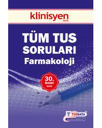 TÜM TUS SORULARI - FARMAKOLOJİ ( 30.BASKI )