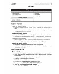 Tus Kampı Özel Notu - Küçük Stajlar ( 2021 )