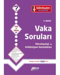 VAKA SORULARI SERİSİ - MİKROBİYOLOJİ ( 2.Baskı )