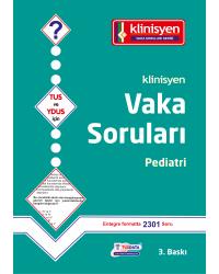 VAKA SORULARI SERİSİ - PEDİATRİ ( 3.Baskı )