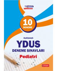 YDUS AÇKLM.10 DENEME SINAVLARI - PEDİATRİ