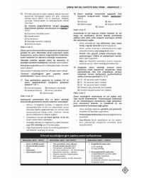 YDUS ÇIKMIŞ SORULARI ( 6.Baskı ) DAHİLİYE